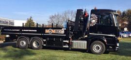 montec vrachtwagen